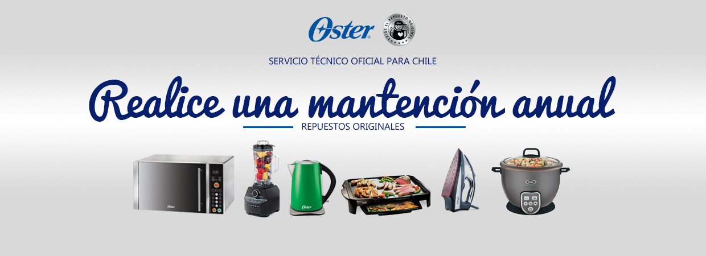 Servicio tecnico oficial oster